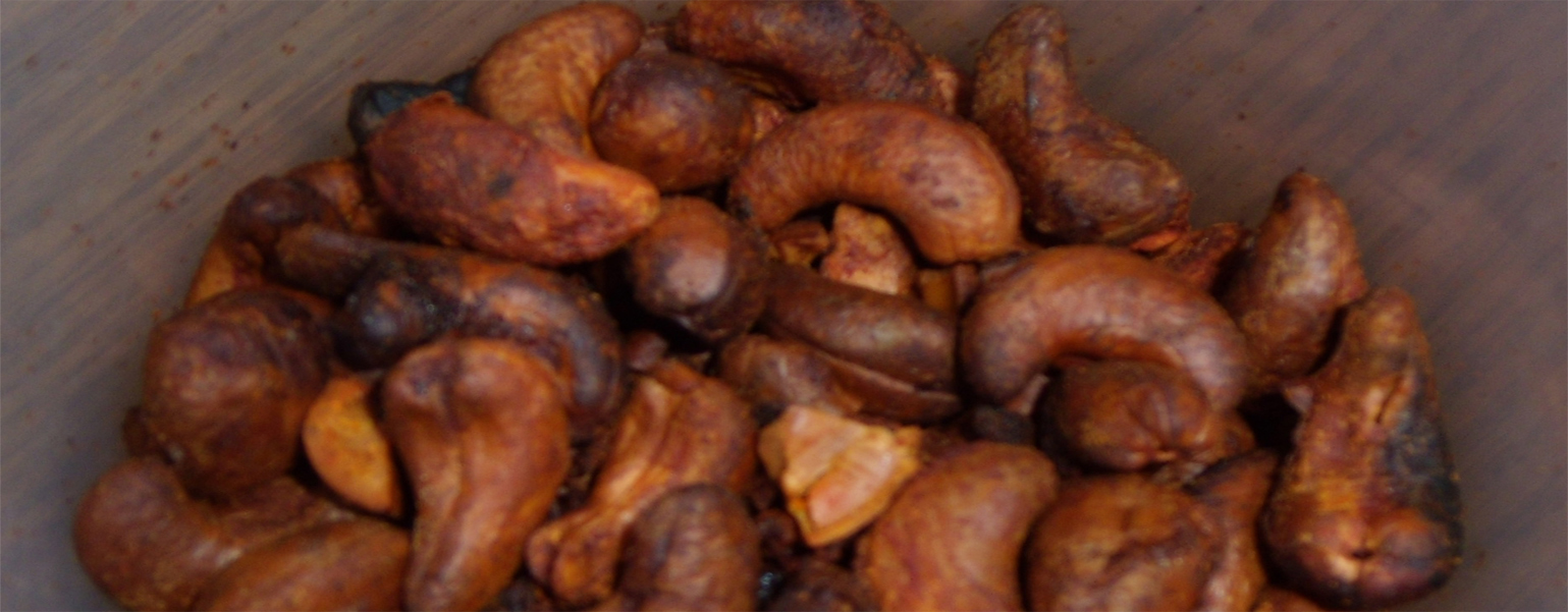 Smoked Cashews